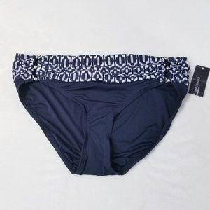 Carmen Marc Valvo Bikini Bottoms - Size 8 - NWT